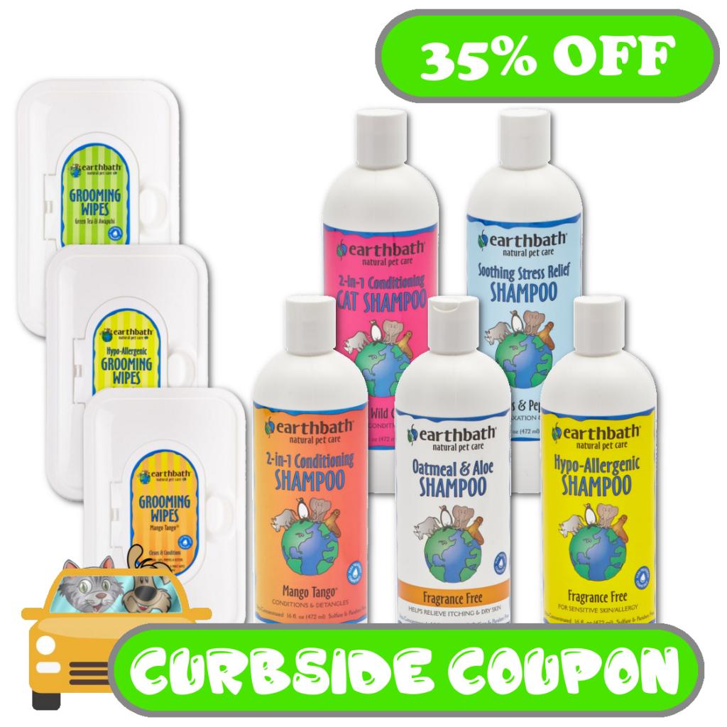 35% Off Earthbath Curbside Coupon