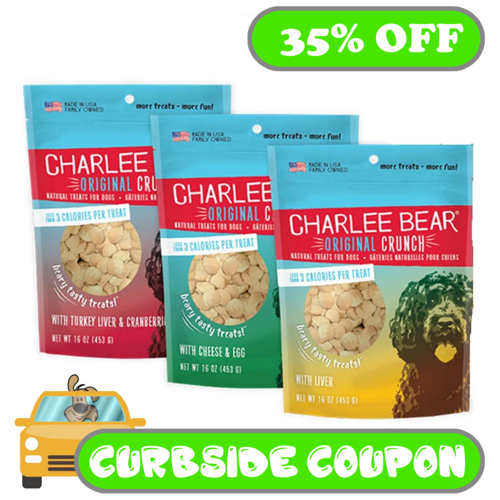 Charlee Bear Curbside Coupon