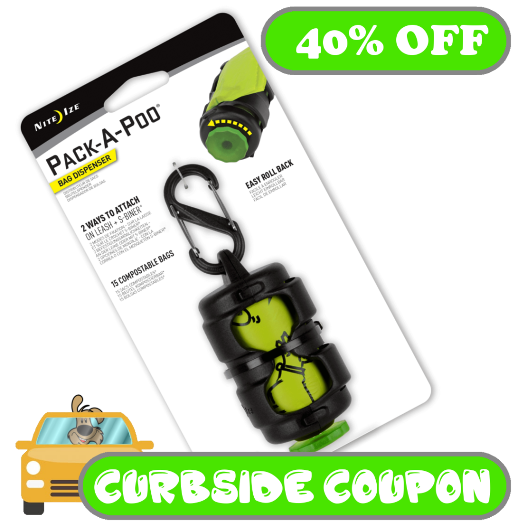 Pack-A-Poo Curbside Coupon