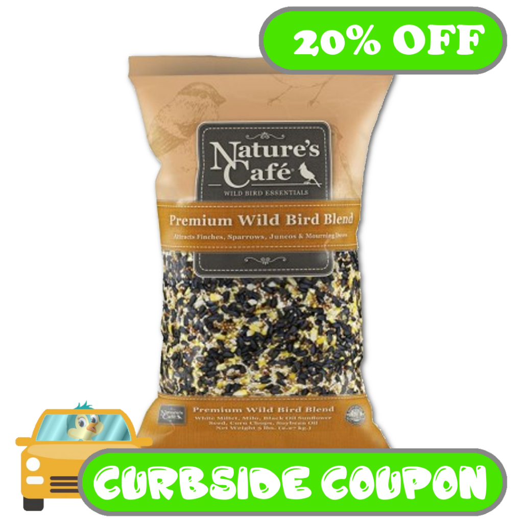 Nature's Cafe Wild Bird Curbside